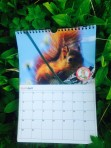 Red Squirrel Project Calendar